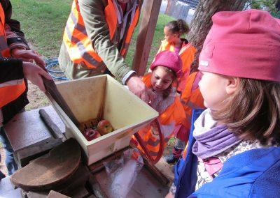Degerfeld-Kelterei Apfelsaft herstellen 1_1