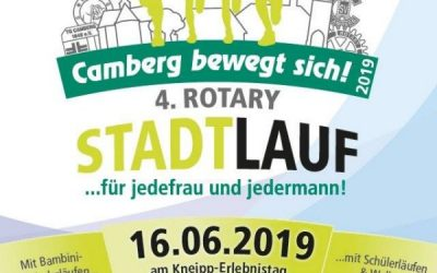 4. Rotary- Stadtlauf in Bad Camberg
