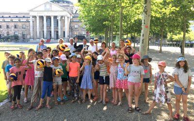 Erfolgreiche gesundekids Pausenbrot-Rallye 2019