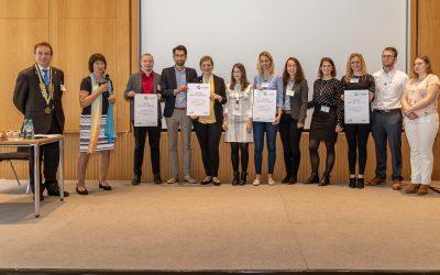Rotaract-Clubs ausgezeichnet